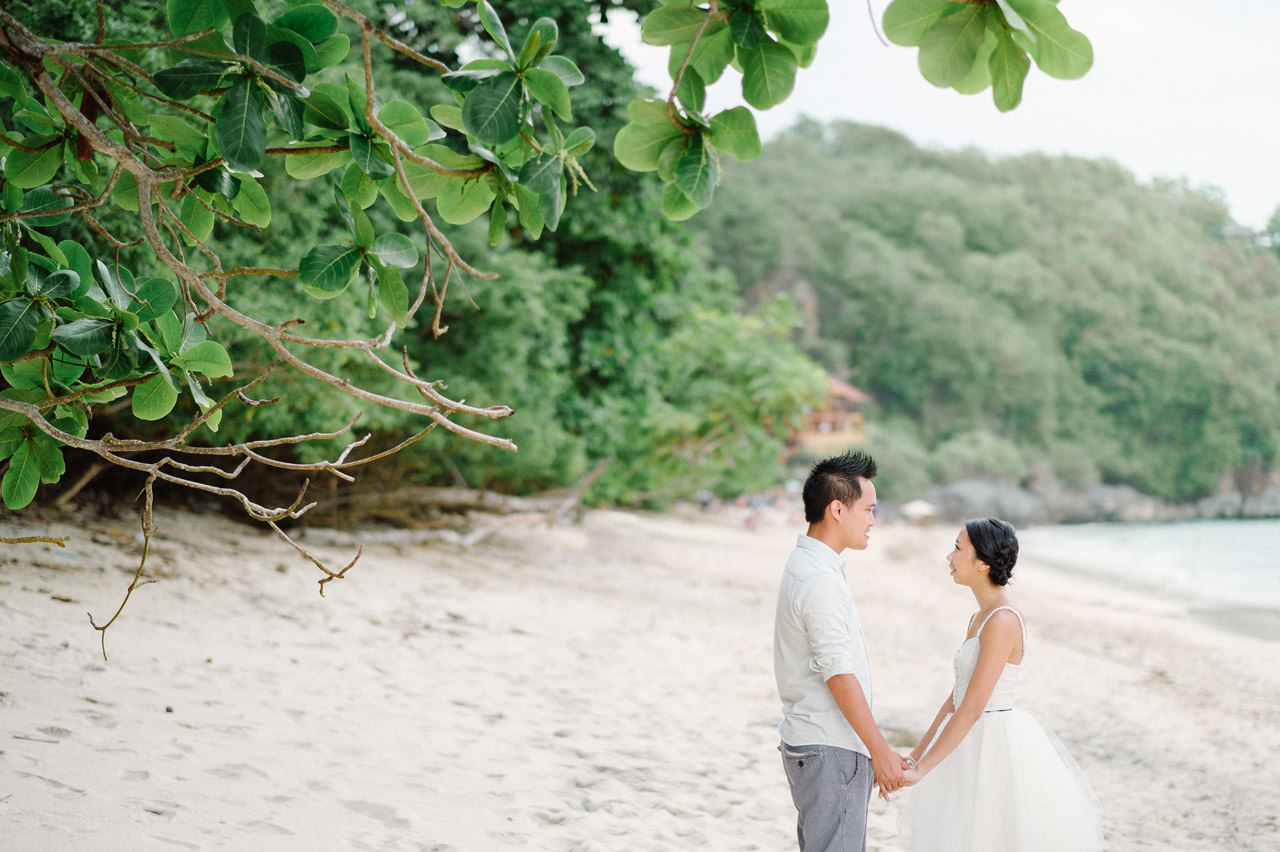 C&D: Honeymoon Photography Uluwatu Beach Bali 15