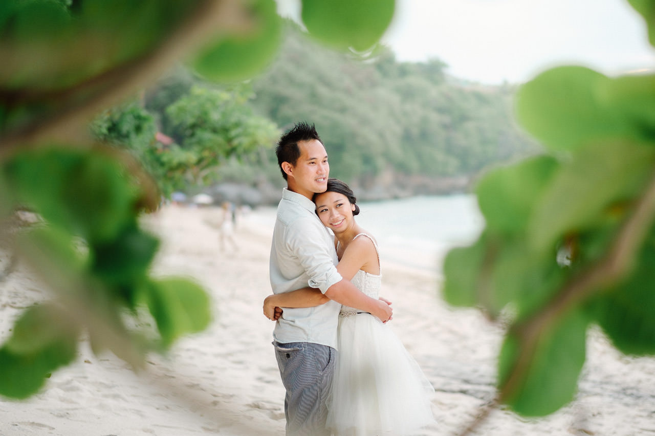 C&D: Honeymoon Photography Uluwatu Beach Bali 17