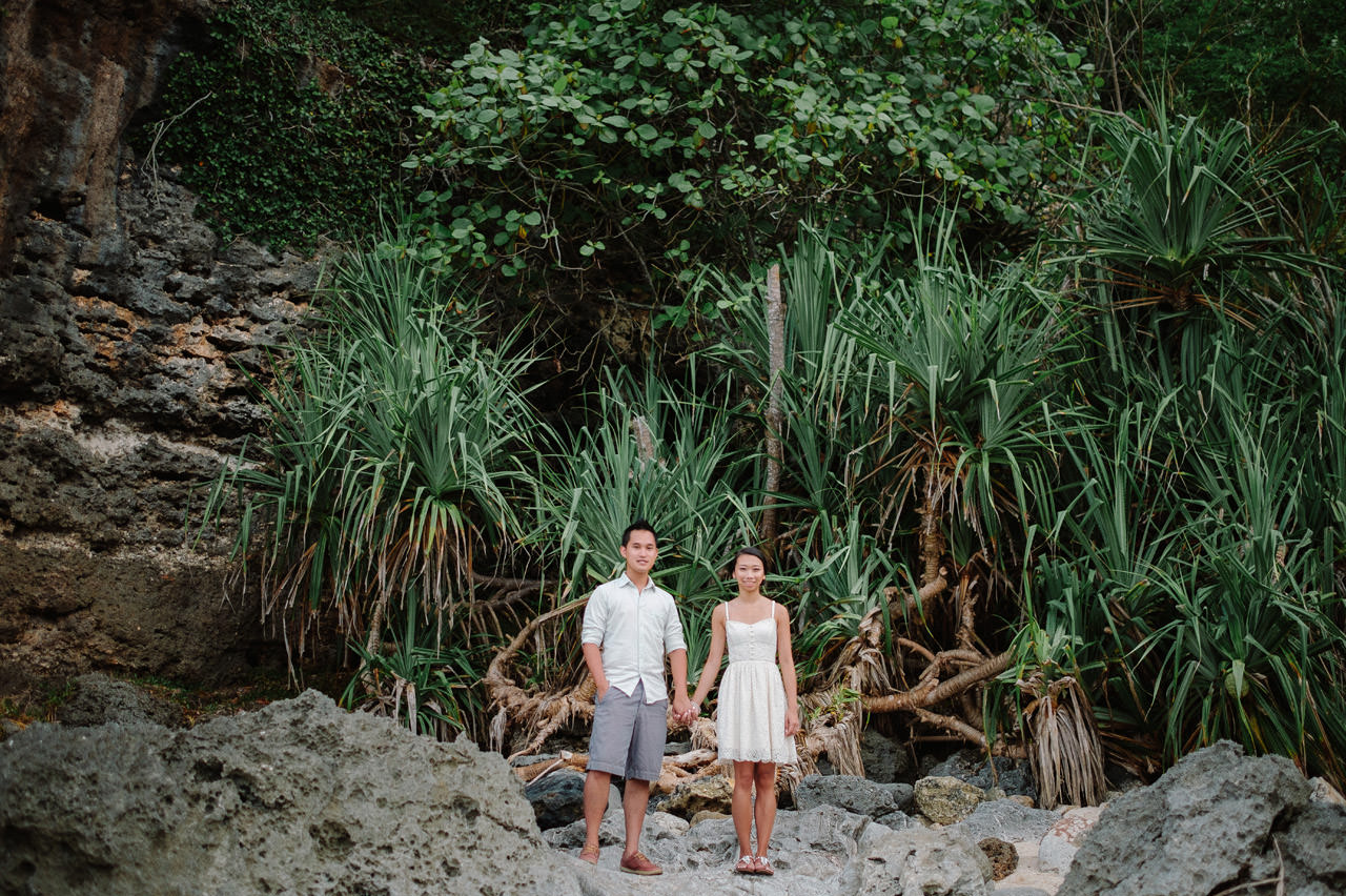 C&D: Honeymoon Photography Uluwatu Beach Bali 27