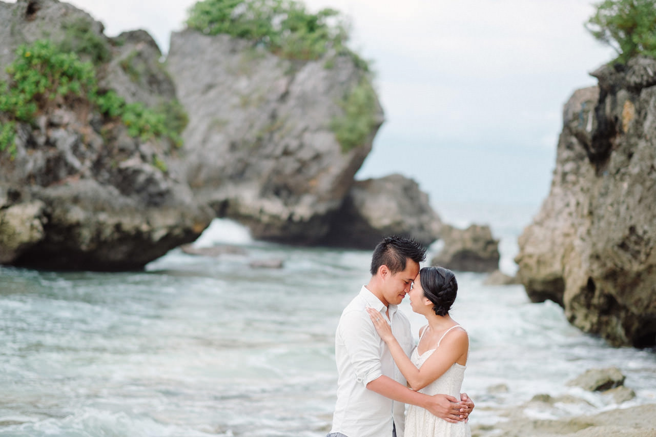 C&D: Honeymoon Photography Uluwatu Beach Bali 28