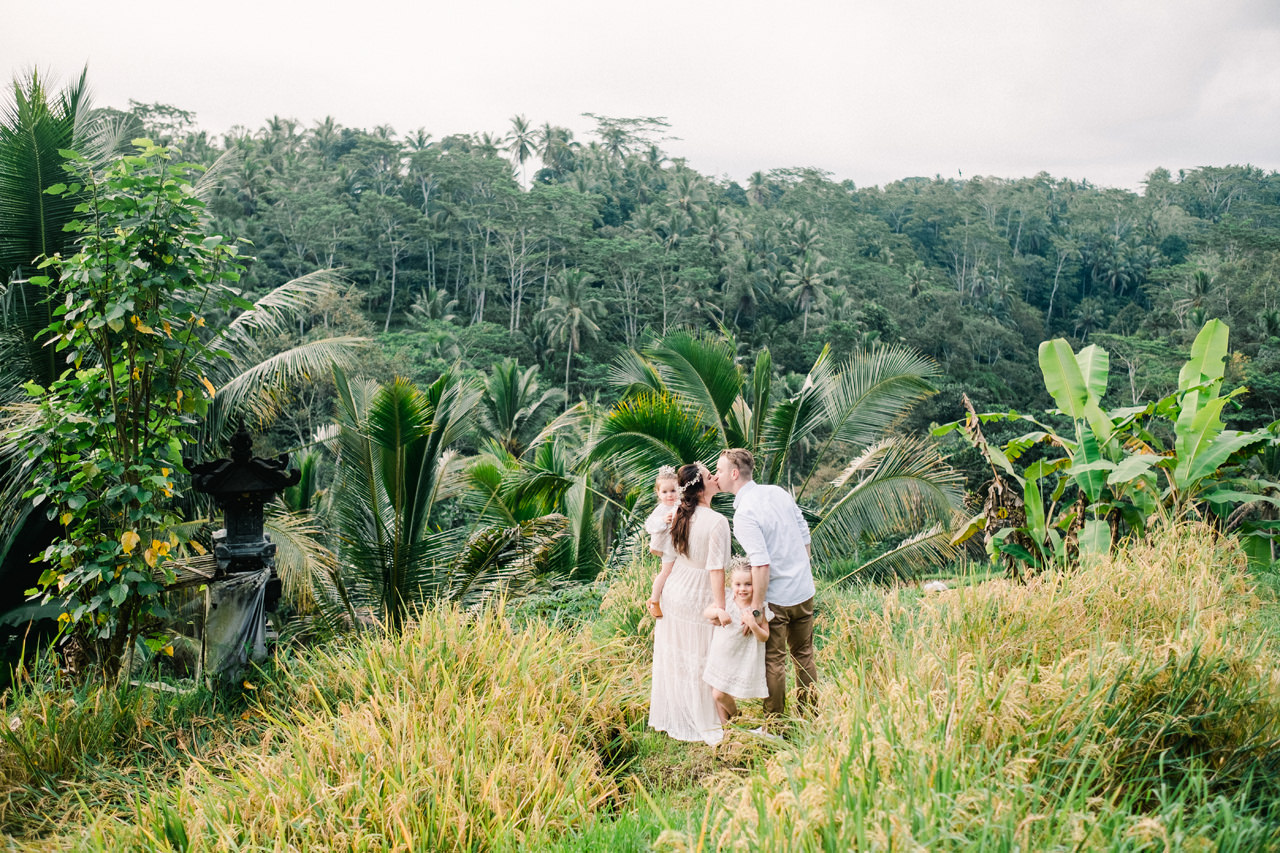 6 Kids Friendly Spot in Bali for Family Photoshoot