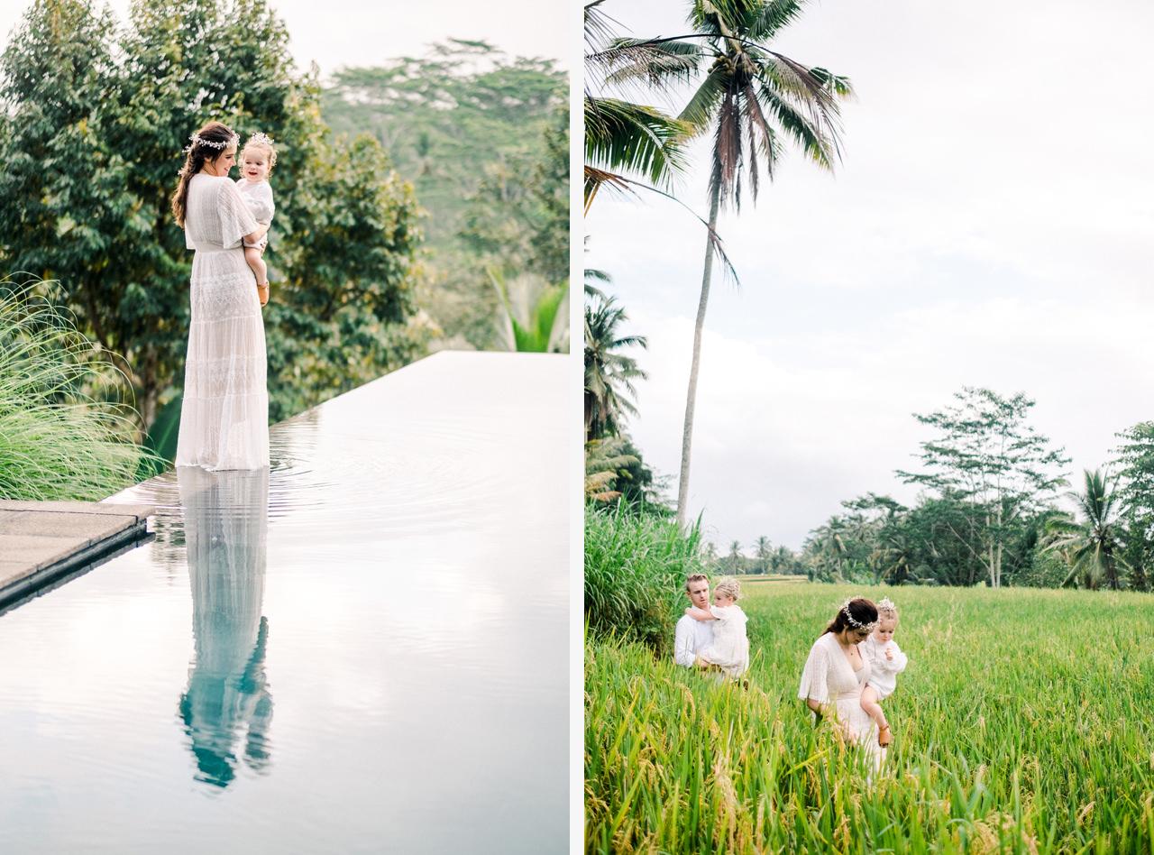 C&D: Ubud Bali Family Portrait 10