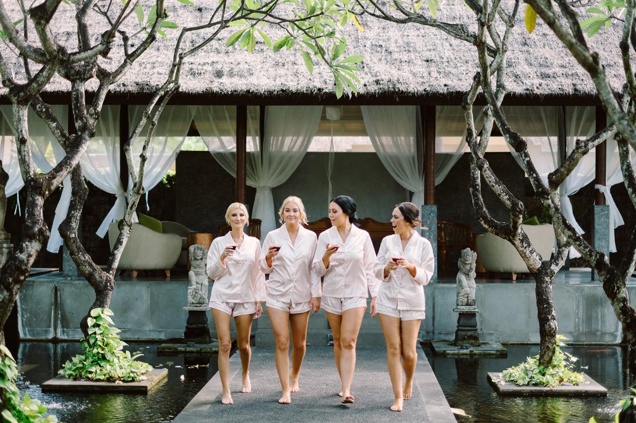 Courtney and Dan: Bali Wedding Photography at Legian Beach 13
