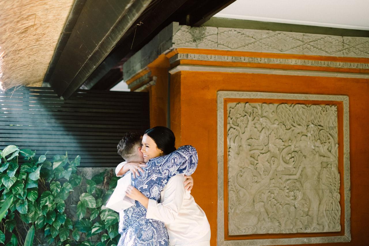Courtney and Dan: Bali Wedding Photography at Legian Beach 14