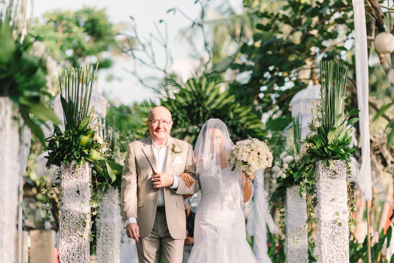 Courtney and Dan: Bali Wedding Photography at Legian Beach 35