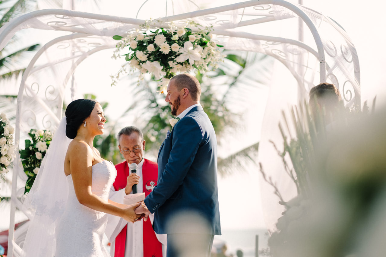 Courtney and Dan: Bali Wedding Photography at Legian Beach 37