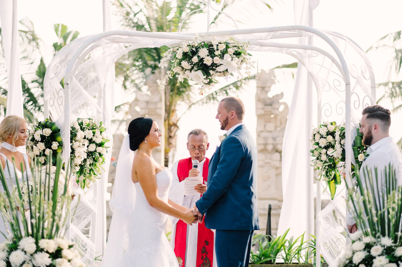 Courtney and Dan: Bali Wedding Photography at Legian Beach 38
