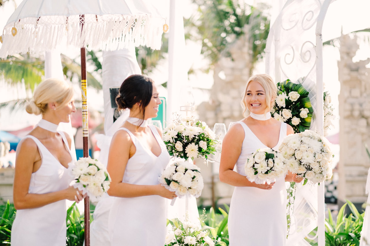 Courtney and Dan: Bali Wedding Photography at Legian Beach 39