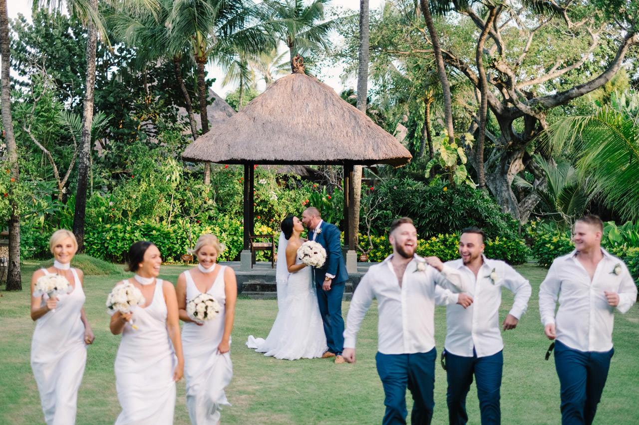 Courtney and Dan: Bali Wedding Photography at Legian Beach 43