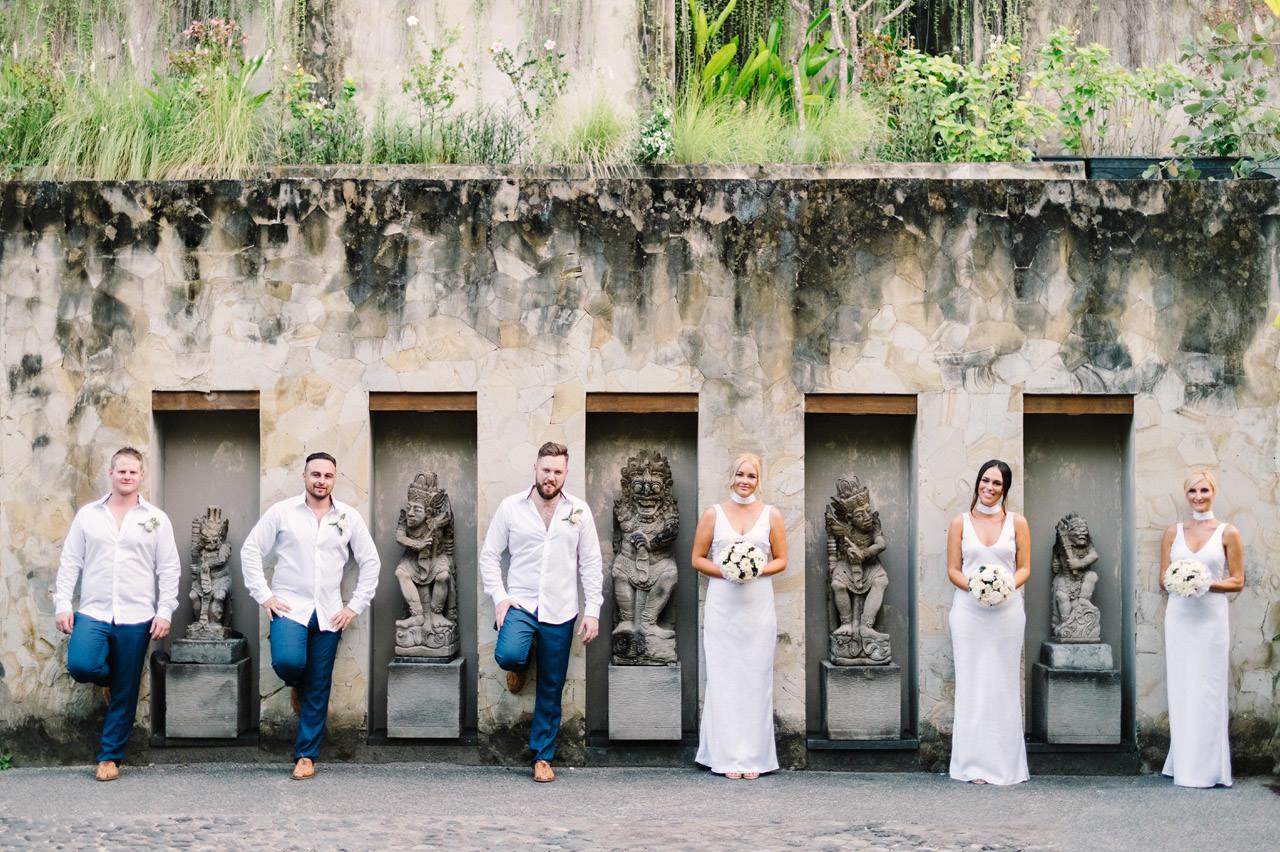 Courtney and Dan: Bali Wedding Photography at Legian Beach 44
