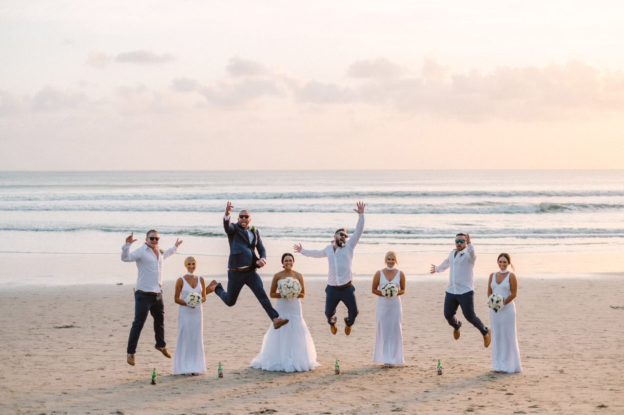 Courtney and Dan: Bali Wedding Photography at Legian Beach 46
