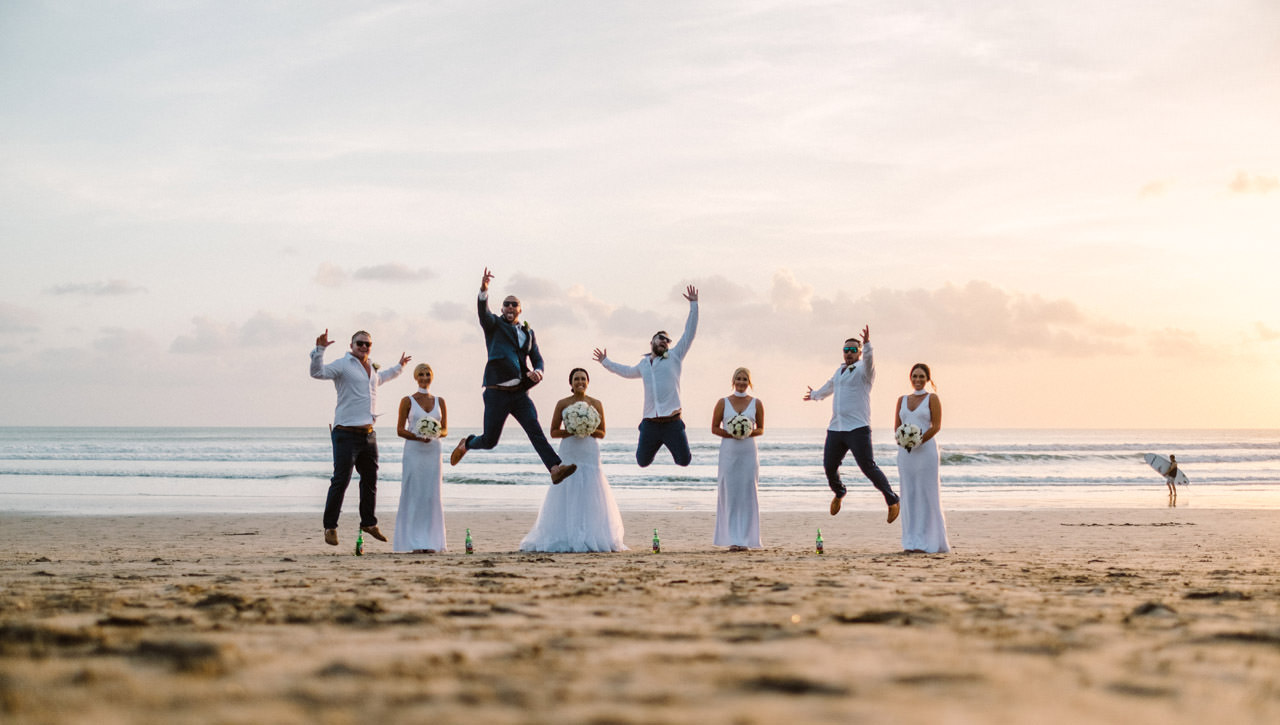 Courtney and Dan: Bali Wedding Photography at Legian Beach 47