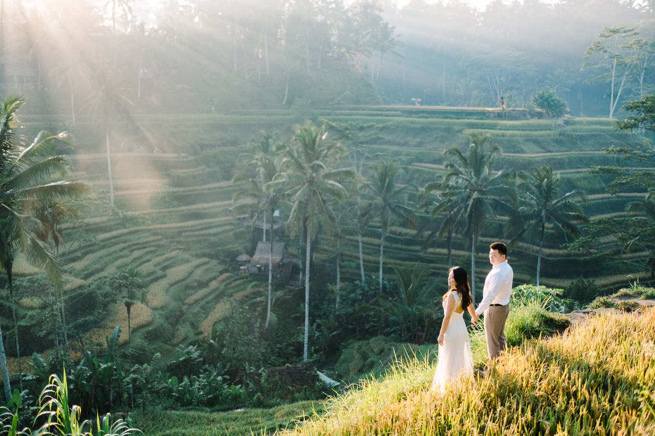 C&H: Half-day Bali Prewedding Photography 4