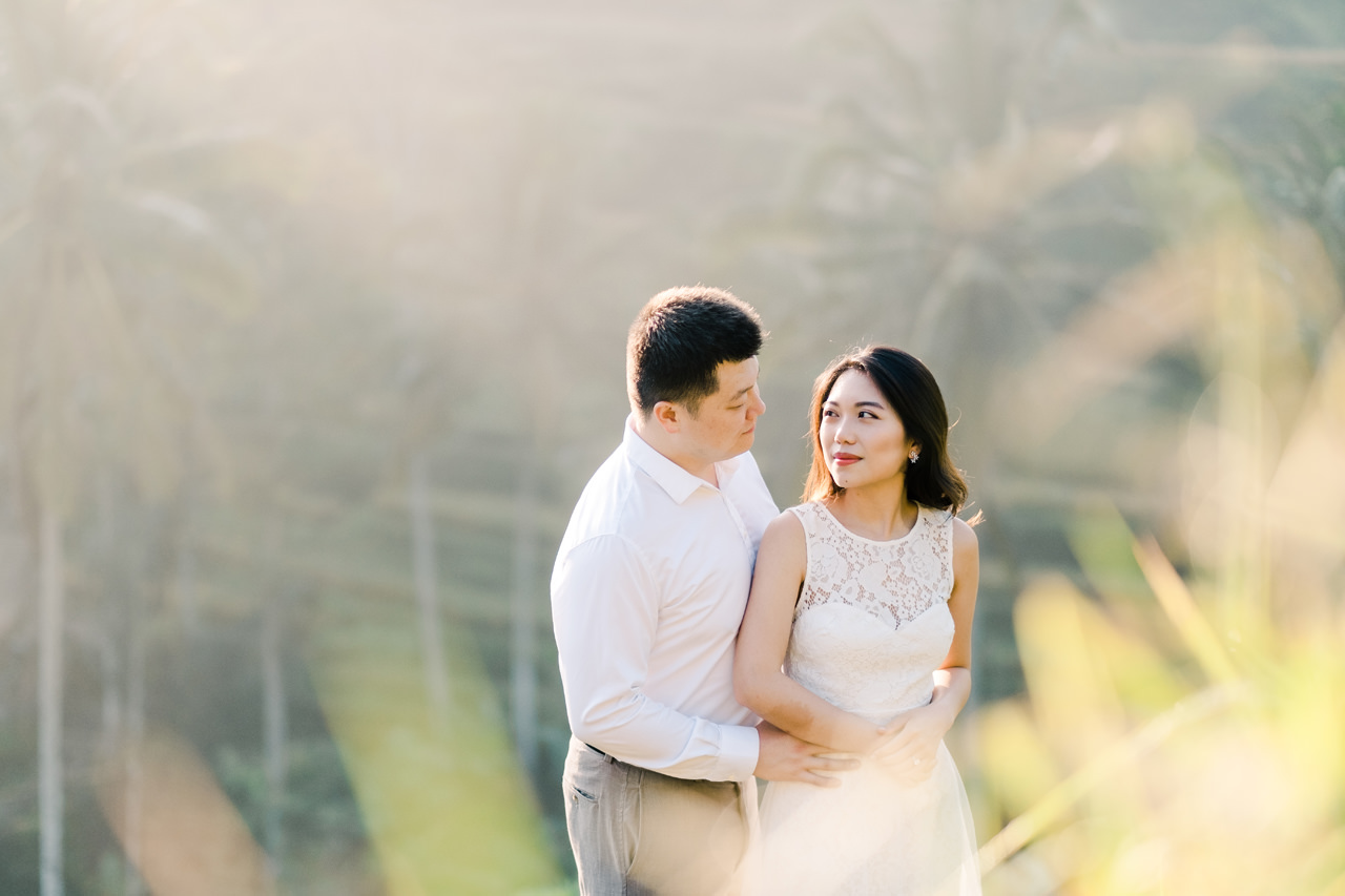 C&H: Half-day Bali Prewedding Photography 8