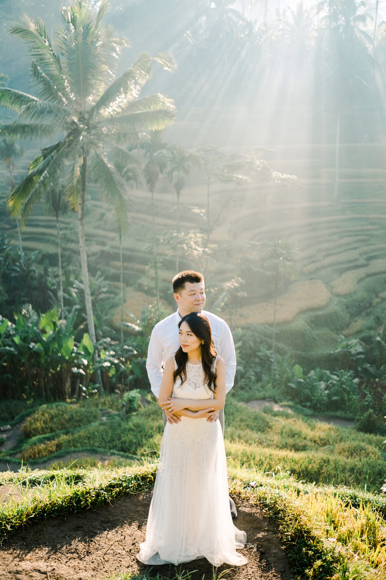 C&H: Half-day Bali Prewedding Photography 11