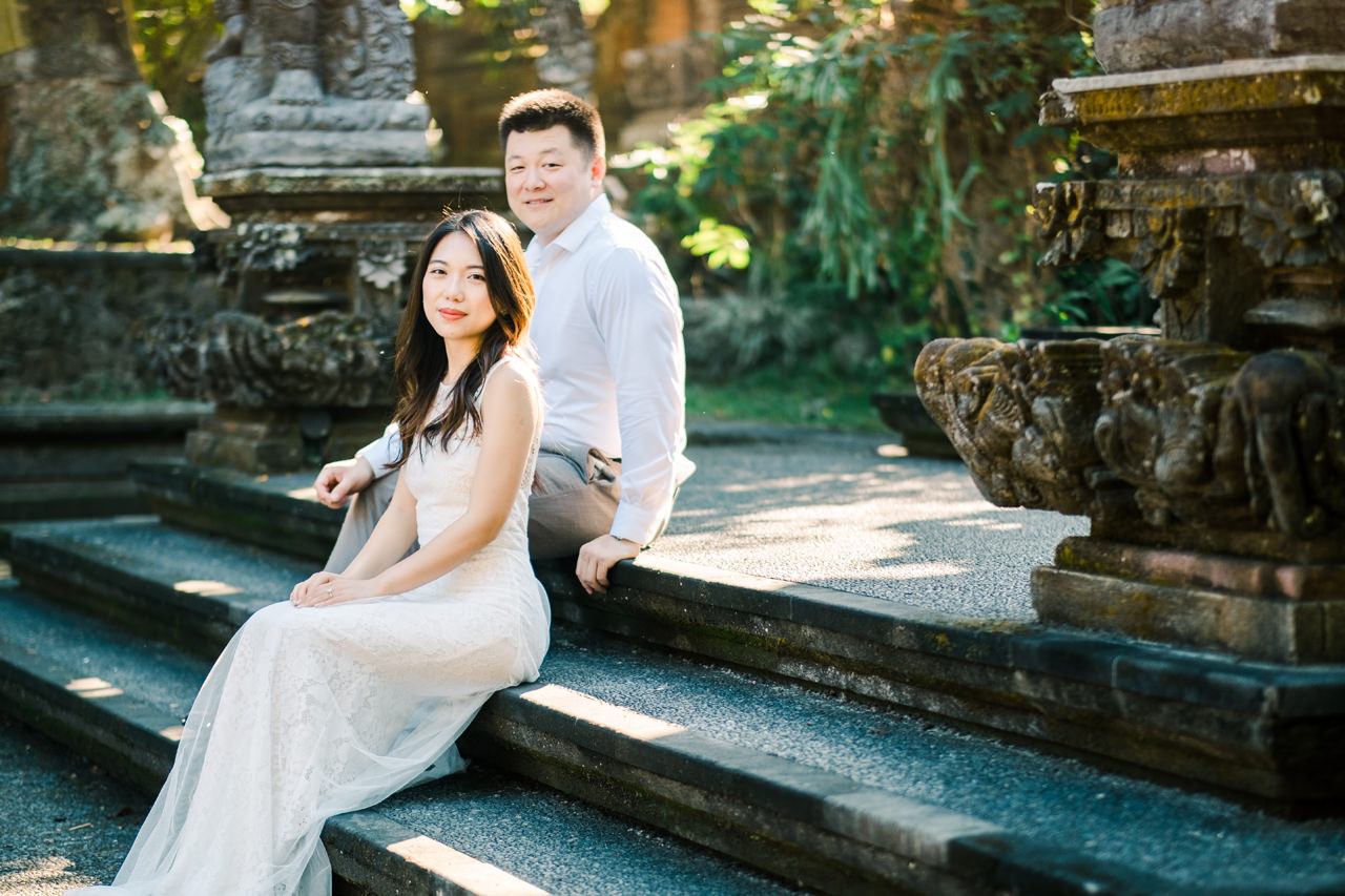 C&H: Half-day Bali Prewedding Photography 14