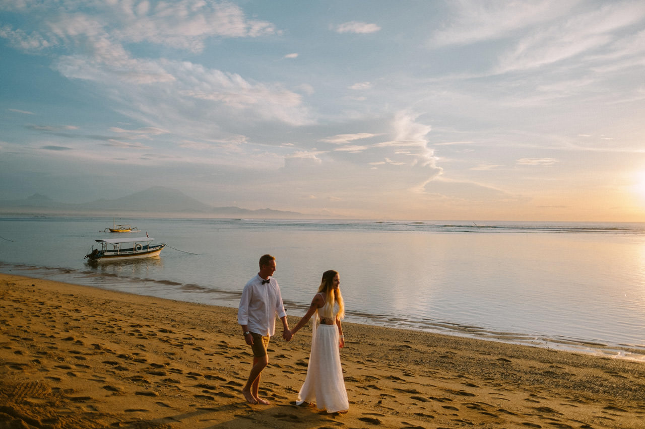 Casper & Kirstine: Elopement Photography at Segara Village Hotel Bali 3