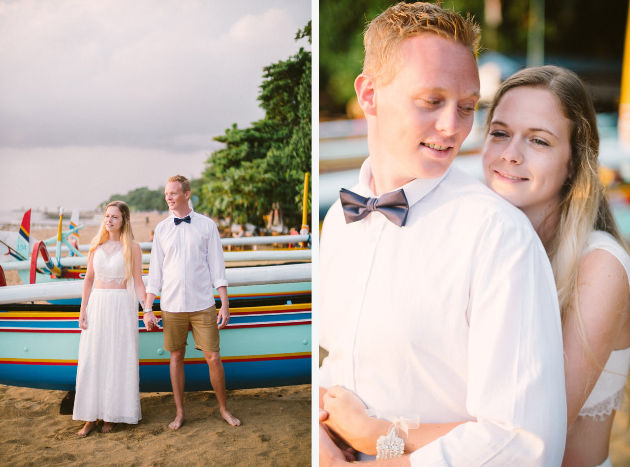 Casper & Kirstine: Elopement Photography at Segara Village Hotel Bali 5