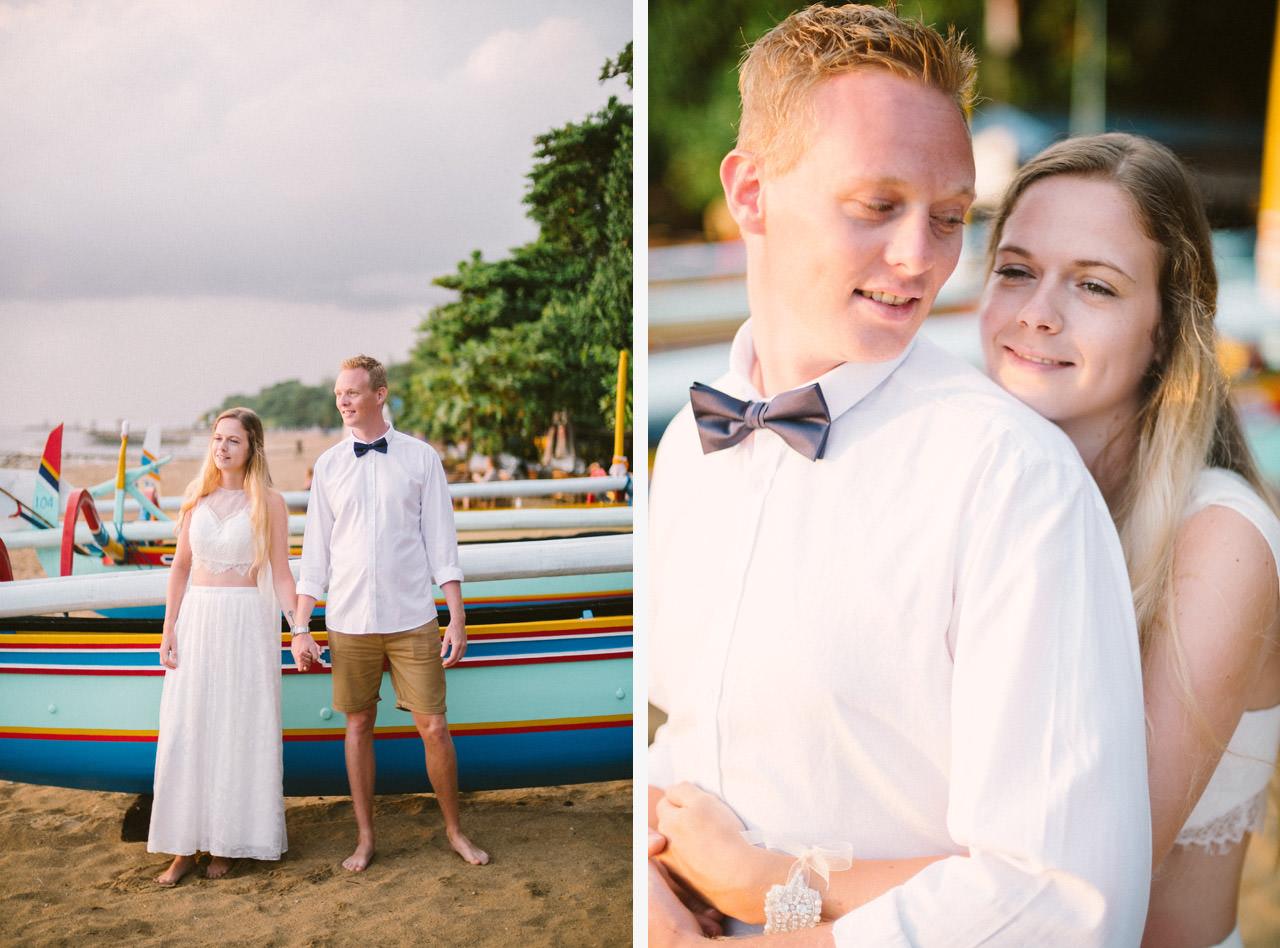 Casper & Kirstine: Elopement Photography at Segara Village Hotel Bali 5