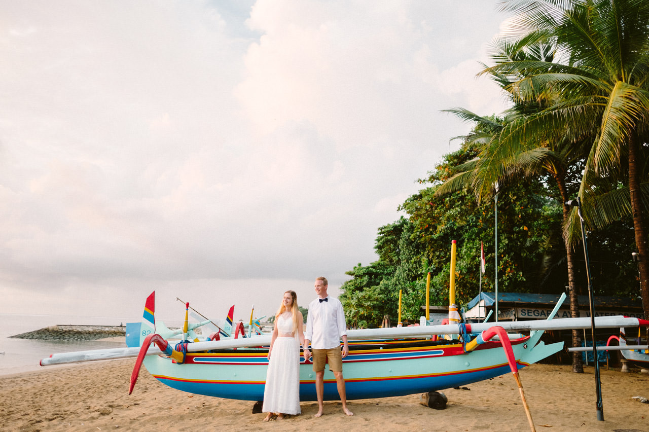 Casper & Kirstine: Elopement Photography at Segara Village Hotel Bali 7