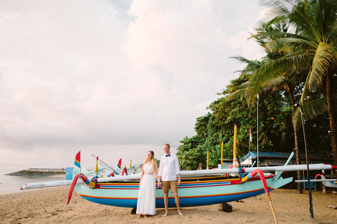 Casper & Kirstine: Elopement Photography at Segara Village Hotel Bali 7
