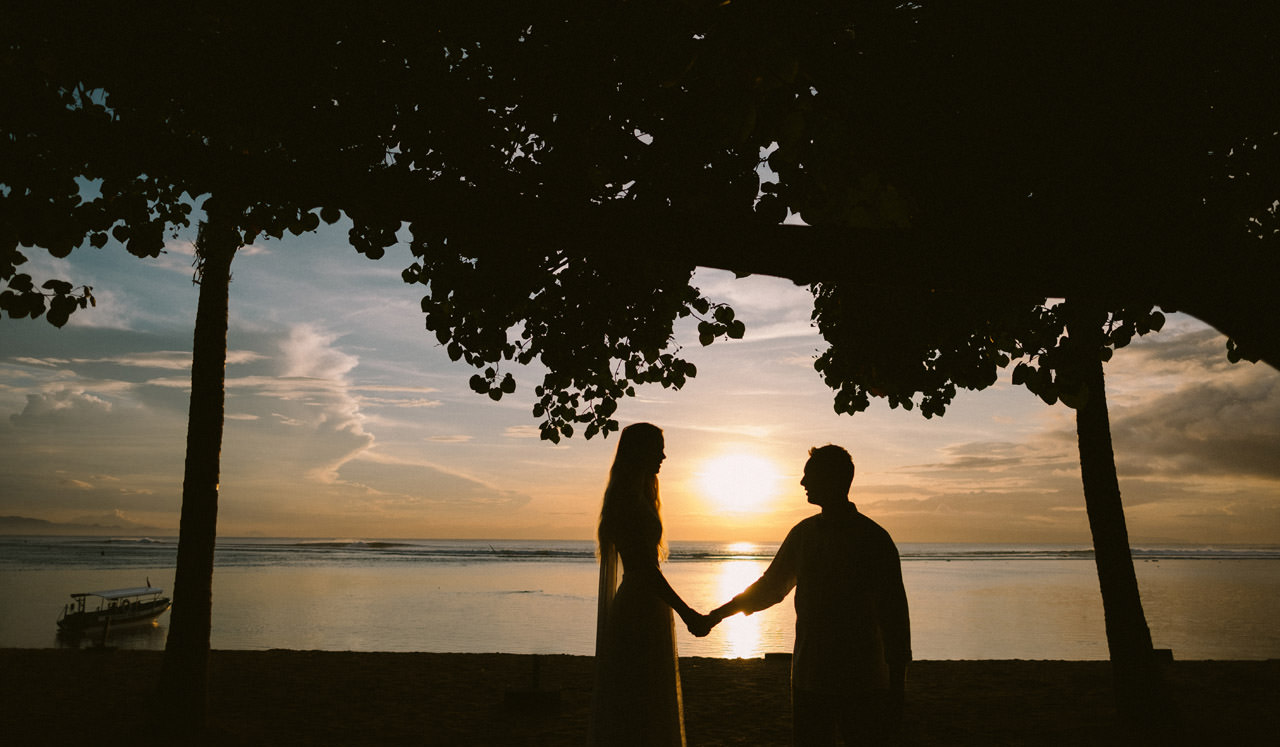 Casper & Kirstine: Elopement Photography at Segara Village Hotel Bali 8