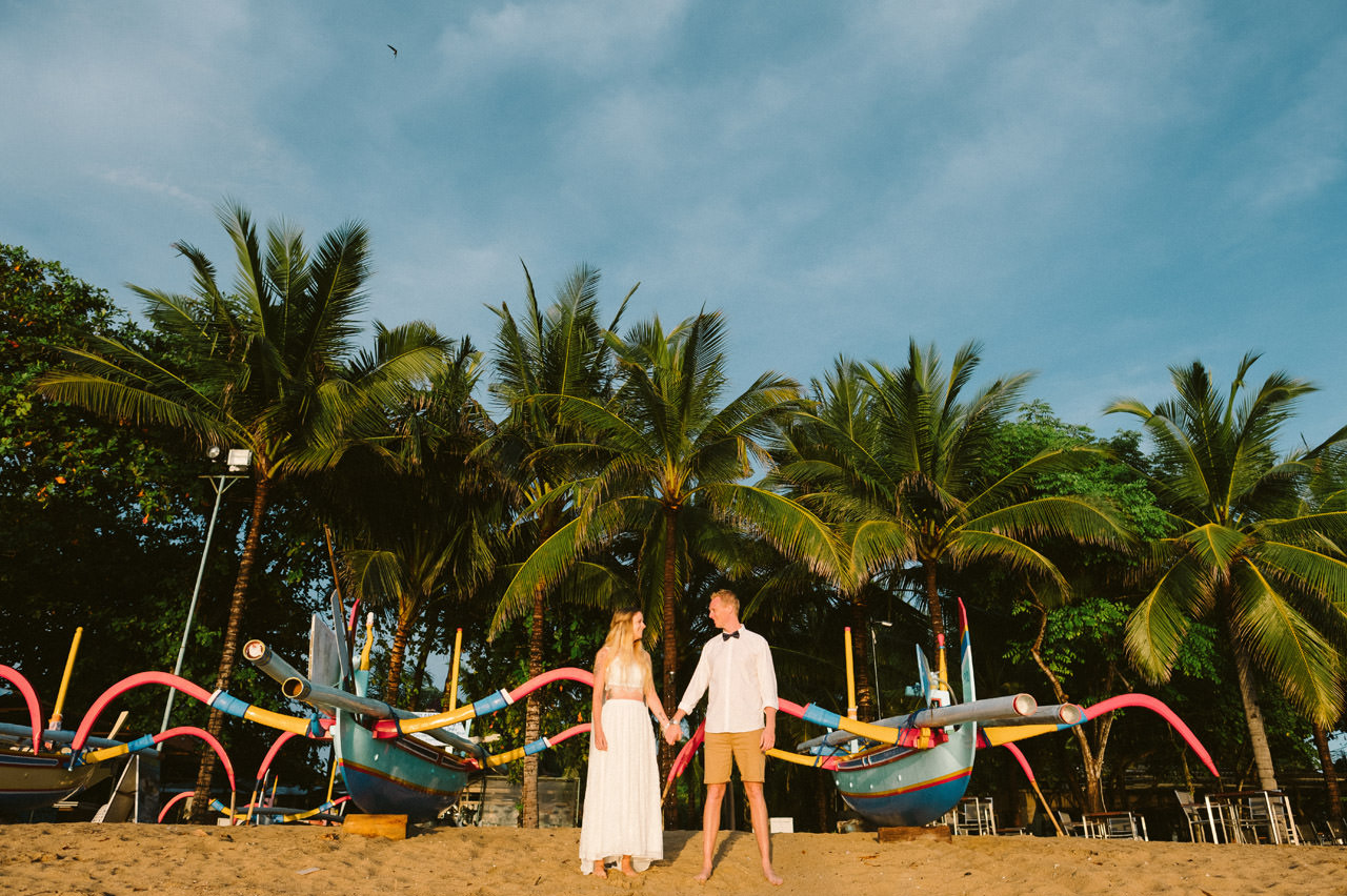 Casper & Kirstine: Elopement Photography at Segara Village Hotel Bali 14