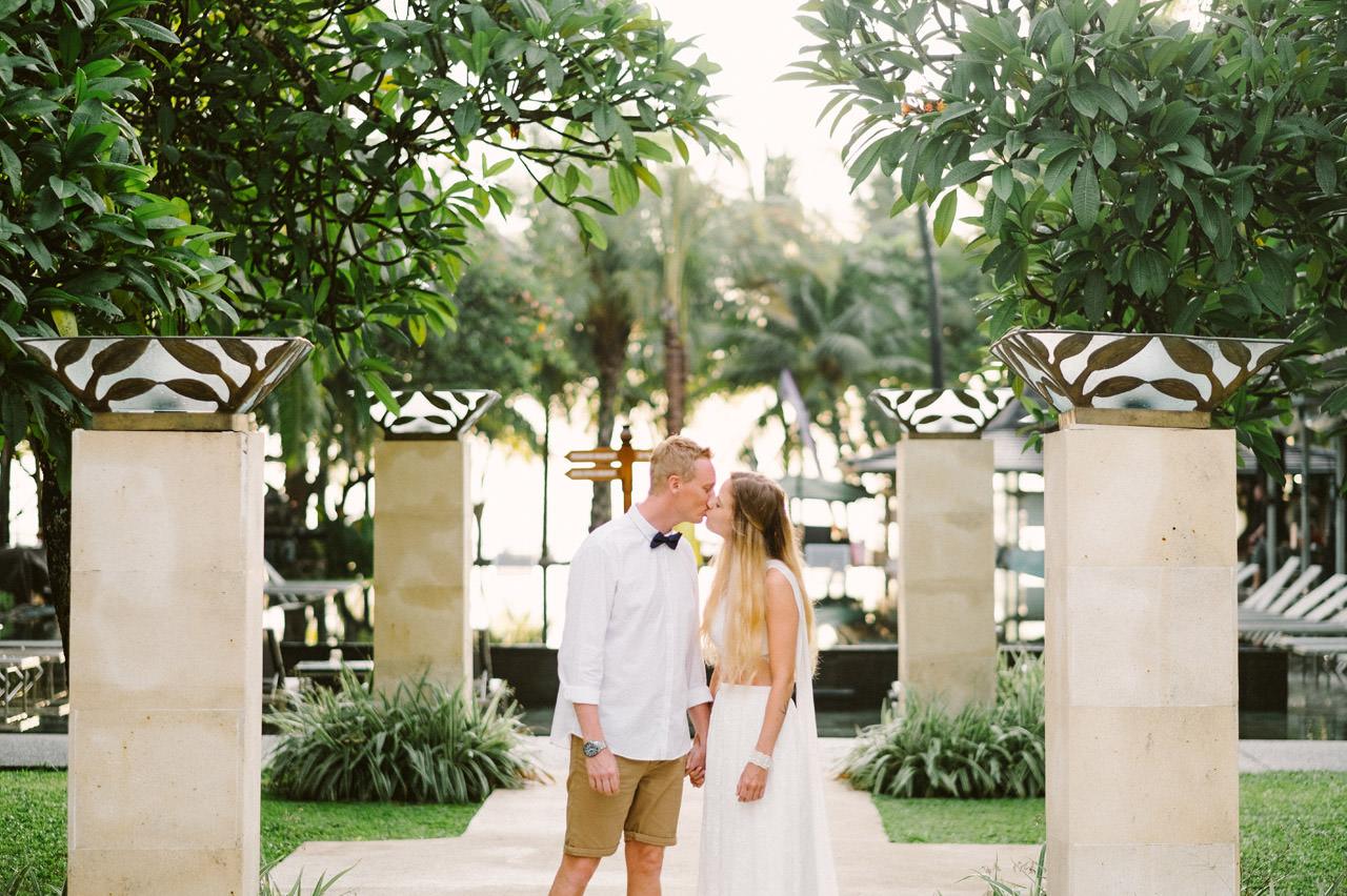 Casper & Kirstine: Elopement Photography at Segara Village Hotel Bali 16