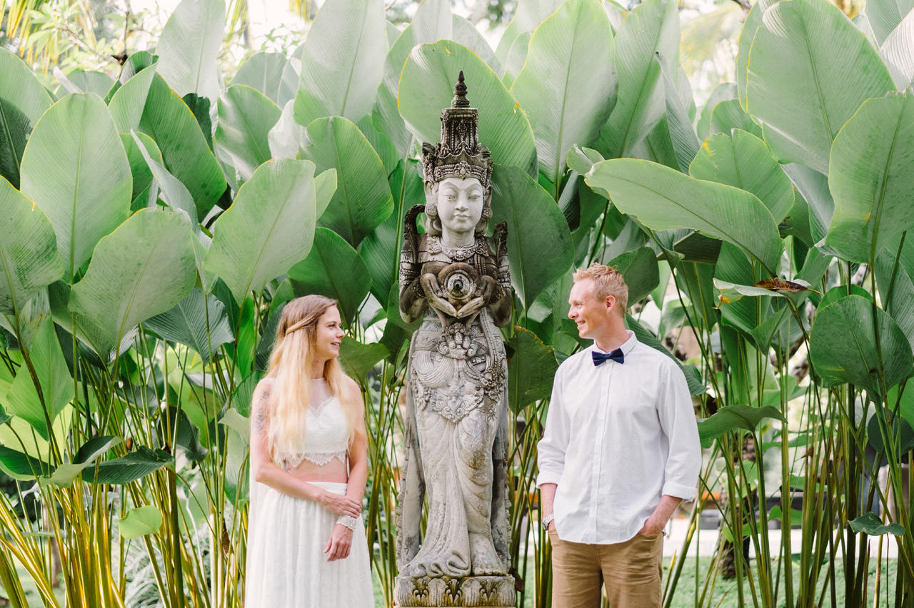 Casper & Kirstine: Elopement Photography at Segara Village Hotel Bali 19