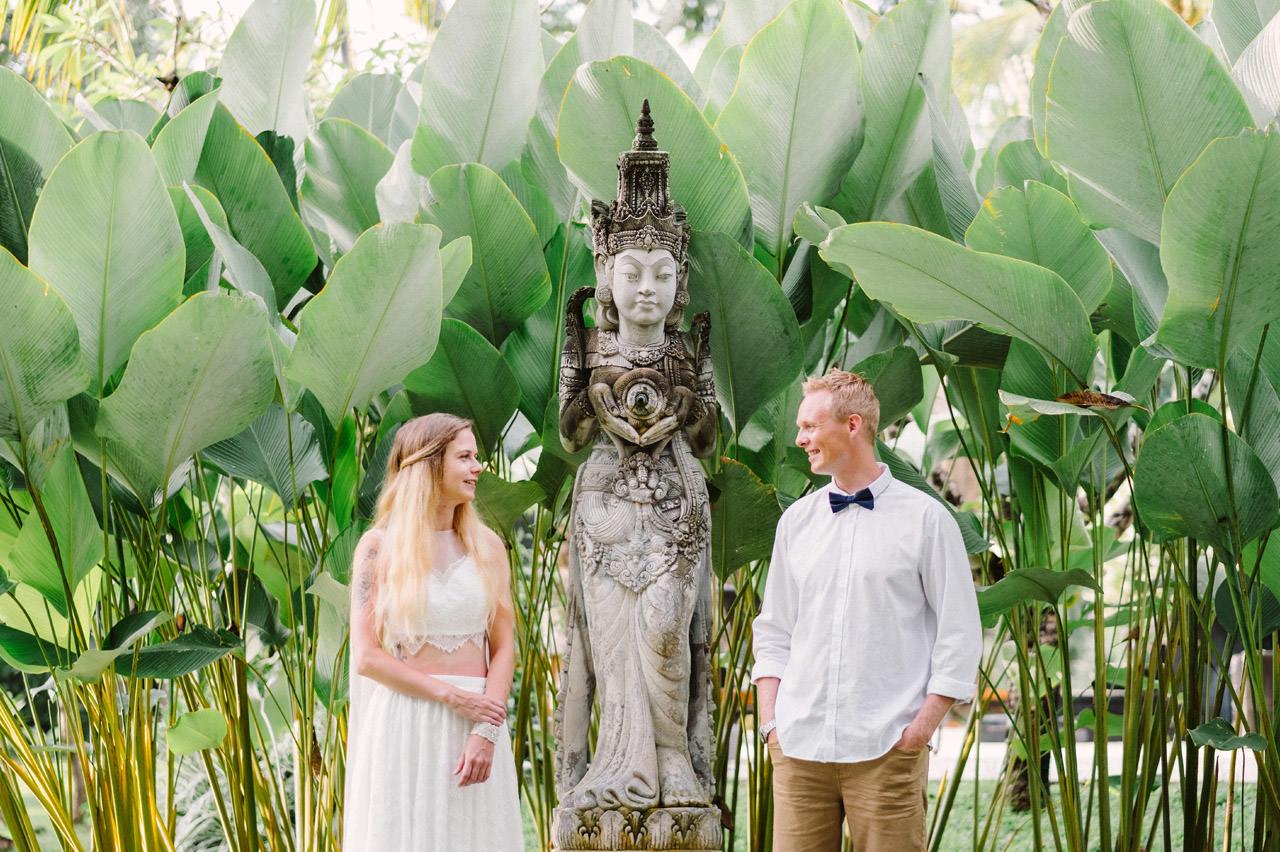 Casper & Kirstine: Elopement Photography at Segara Village Hotel Bali 19
