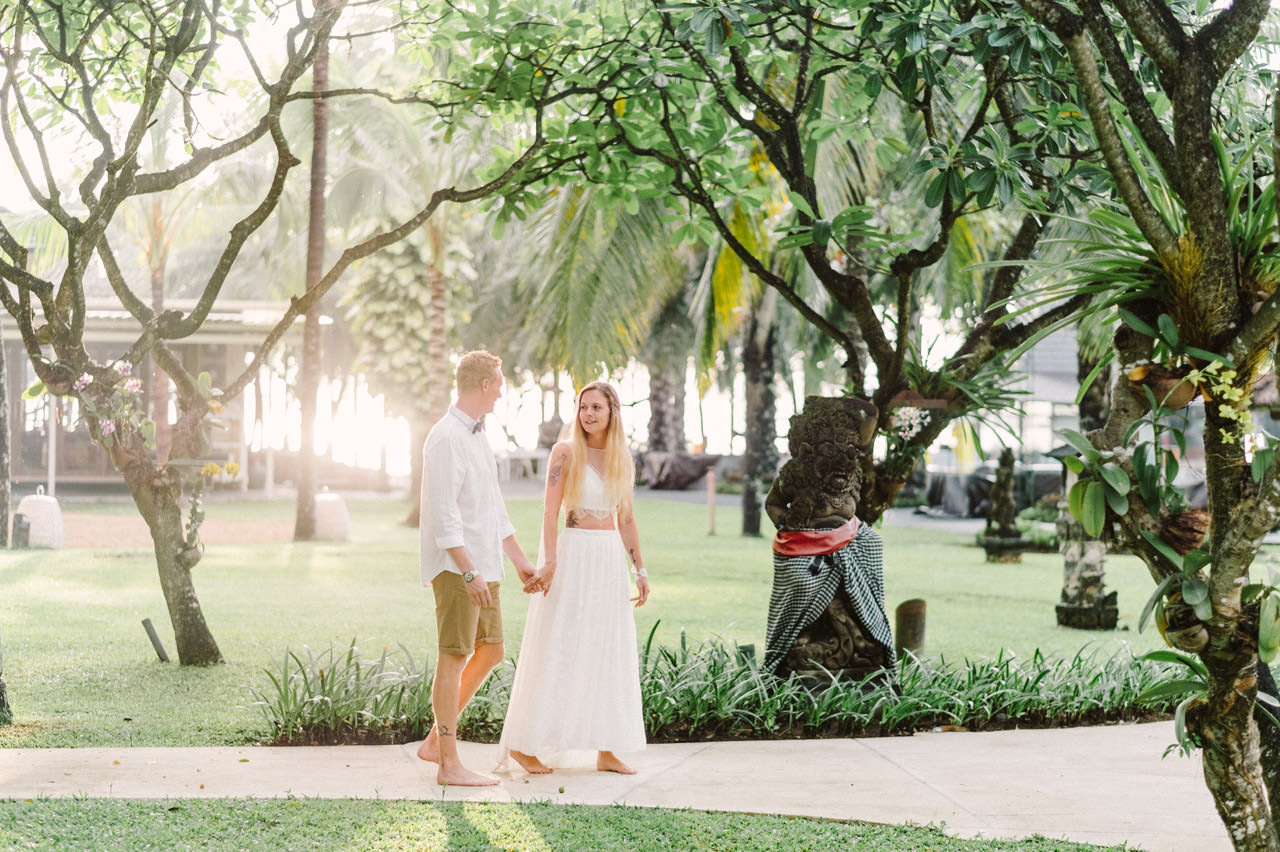 Casper & Kirstine: Elopement Photography at Segara Village Hotel Bali 20