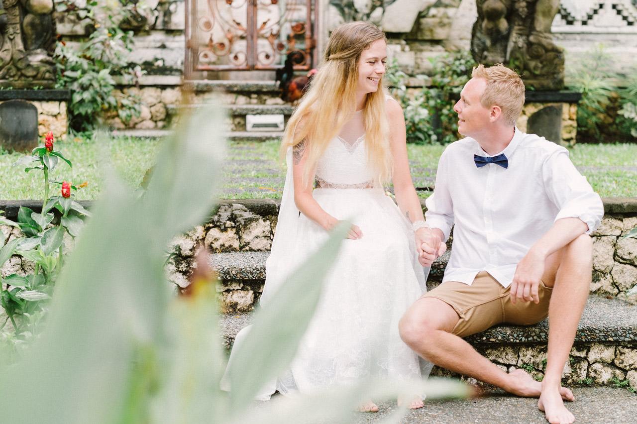 Casper & Kirstine: Elopement Photography at Segara Village Hotel Bali 23