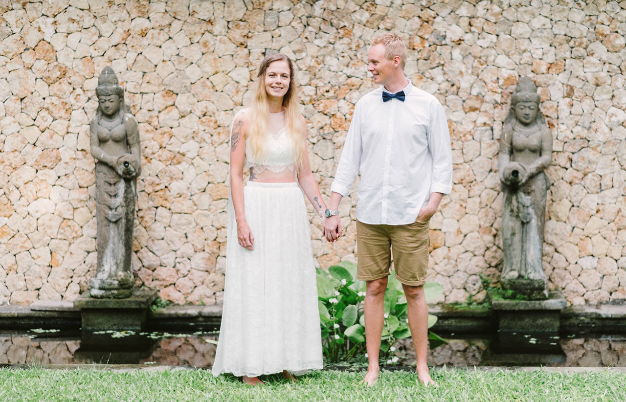 Casper & Kirstine: Elopement Photography at Segara Village Hotel Bali 24