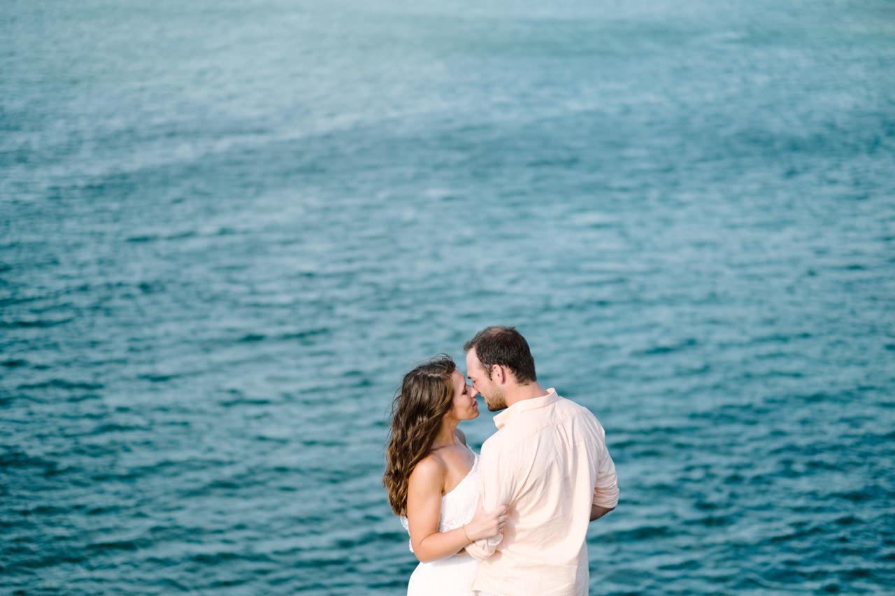 Chris and Megan: Honeymoon Photography at Jimbaran Beach 2
