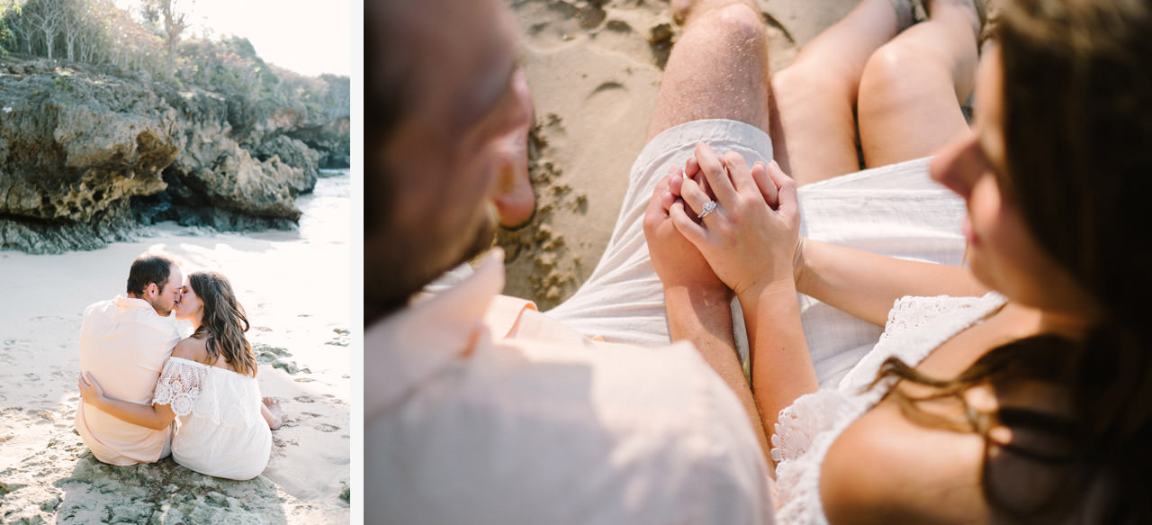 Chris and Megan: Honeymoon Photography at Jimbaran Beach 6