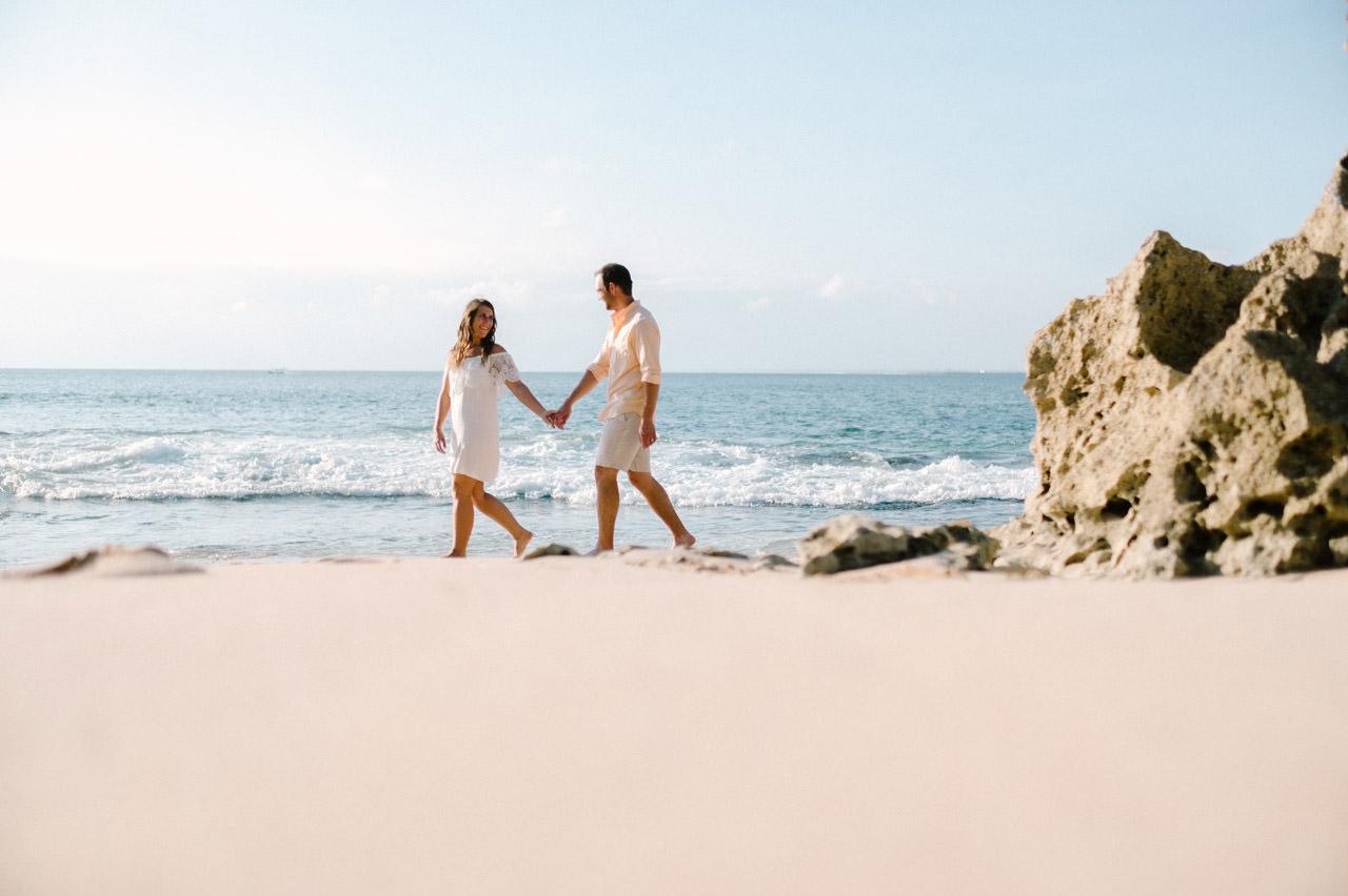 Chris and Megan: Honeymoon Photography at Jimbaran Beach 9