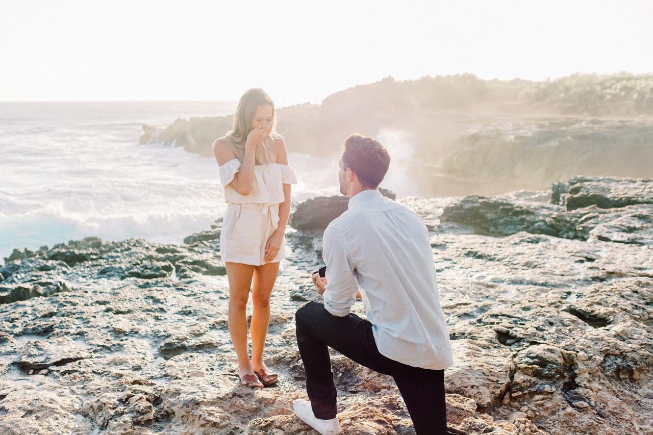 C&N: Proposal Photography in Lembongan Island 12