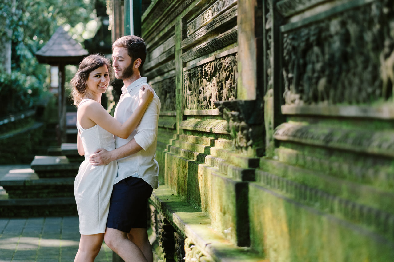 Caglar & Oguz: Tegenungan Waterfall Bali Honeymoon Shoot 23