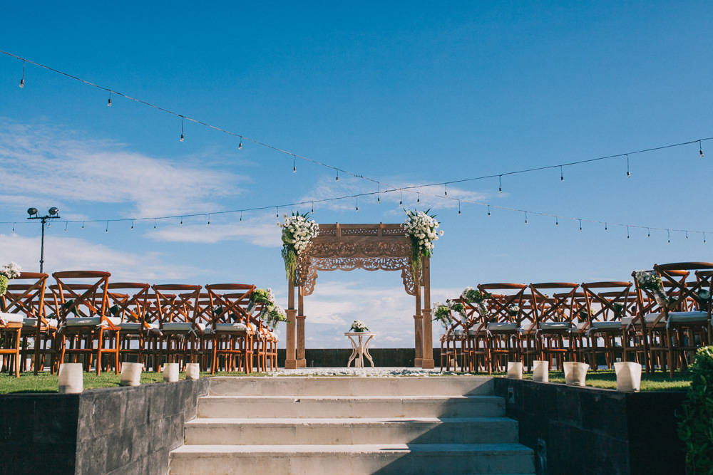Claire & Phi: Bali Wedding Photography at The Sanctus 1