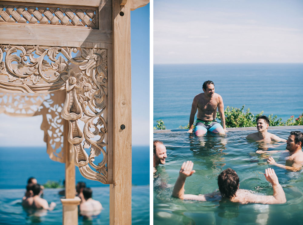 Claire & Phi: Bali Wedding Photography at The Sanctus 2