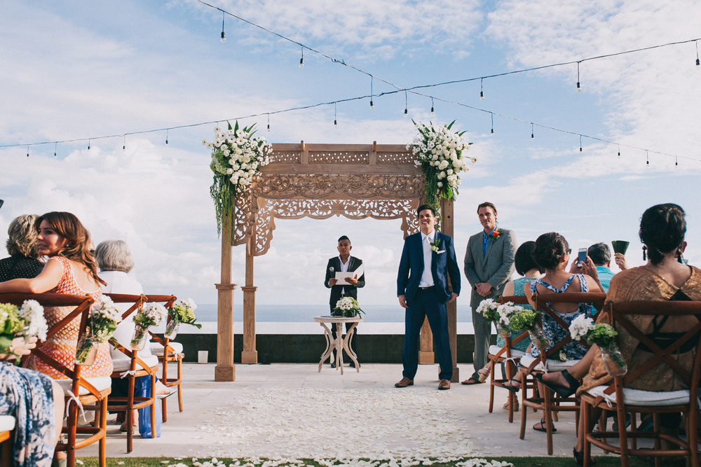 Claire & Phi: Bali Wedding Photography at The Sanctus 37