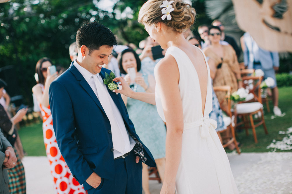 Claire & Phi: Bali Wedding Photography at The Sanctus 40