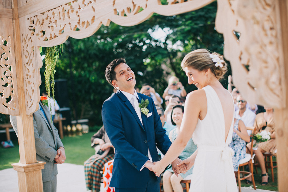Claire & Phi: Bali Wedding Photography at The Sanctus 41