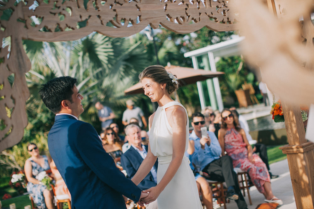 Claire & Phi: Bali Wedding Photography at The Sanctus 43