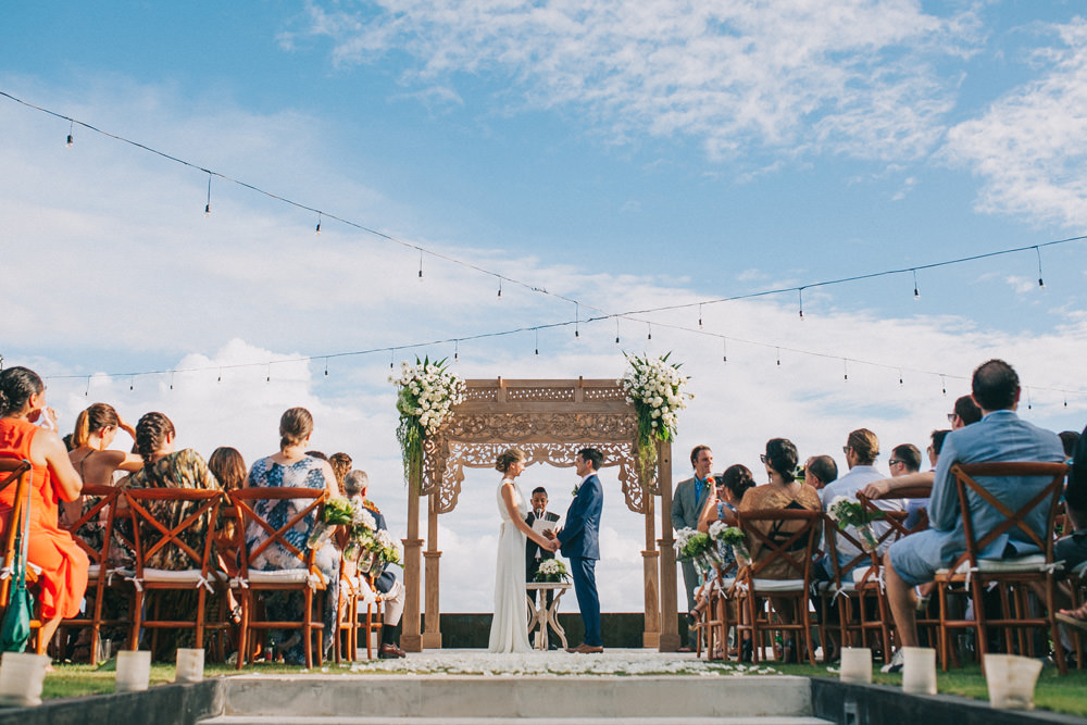 Claire & Phi: Bali Wedding Photography at The Sanctus 44