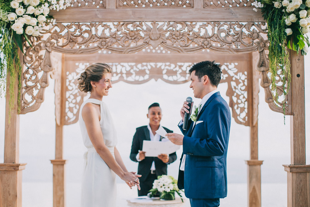 Claire & Phi: Bali Wedding Photography at The Sanctus 52
