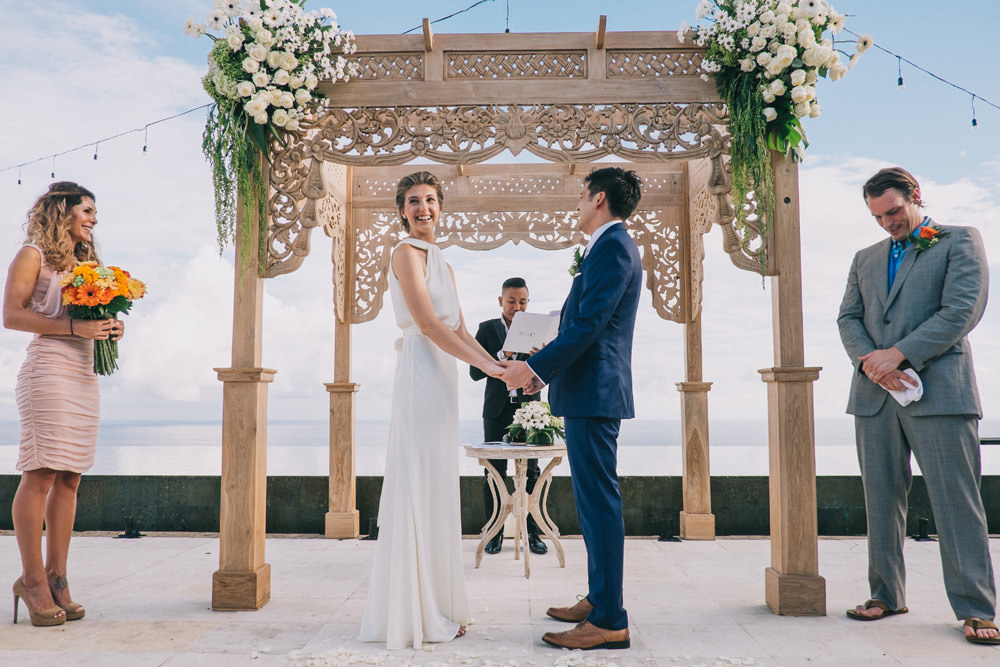 Claire & Phi: Bali Wedding Photography at The Sanctus 53