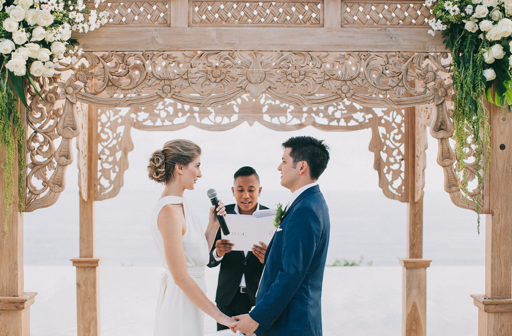 Claire & Phi: Bali Wedding Photography at The Sanctus 54