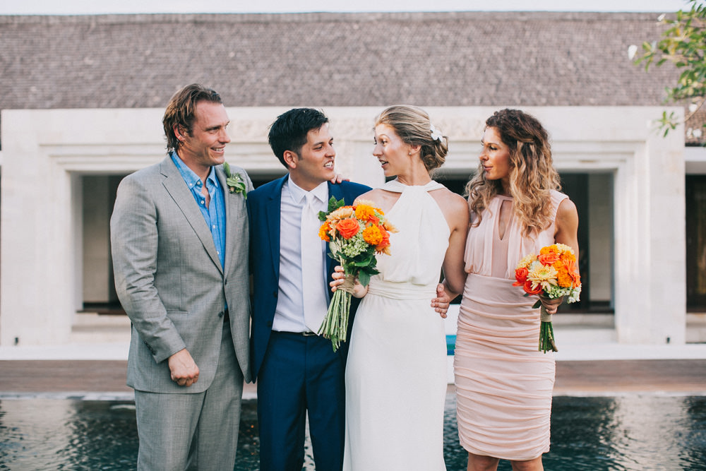Claire & Phi: Bali Wedding Photography at The Sanctus 61