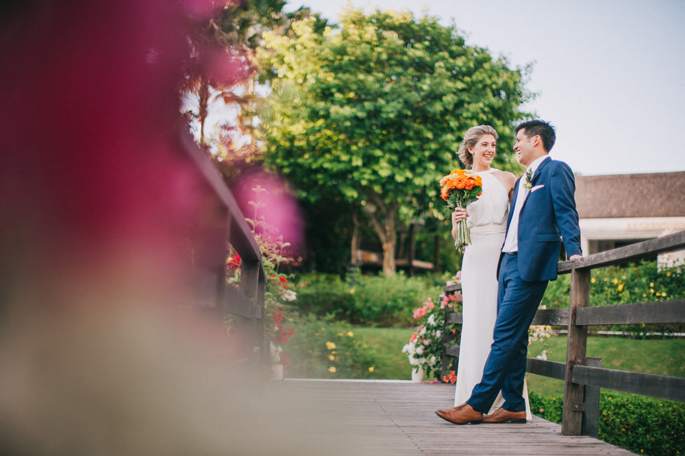Claire & Phi: Bali Wedding Photography at The Sanctus 68